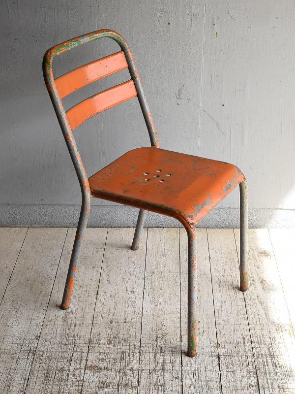 イギリス アンティーク家具 キッチンチェア 椅子 8788