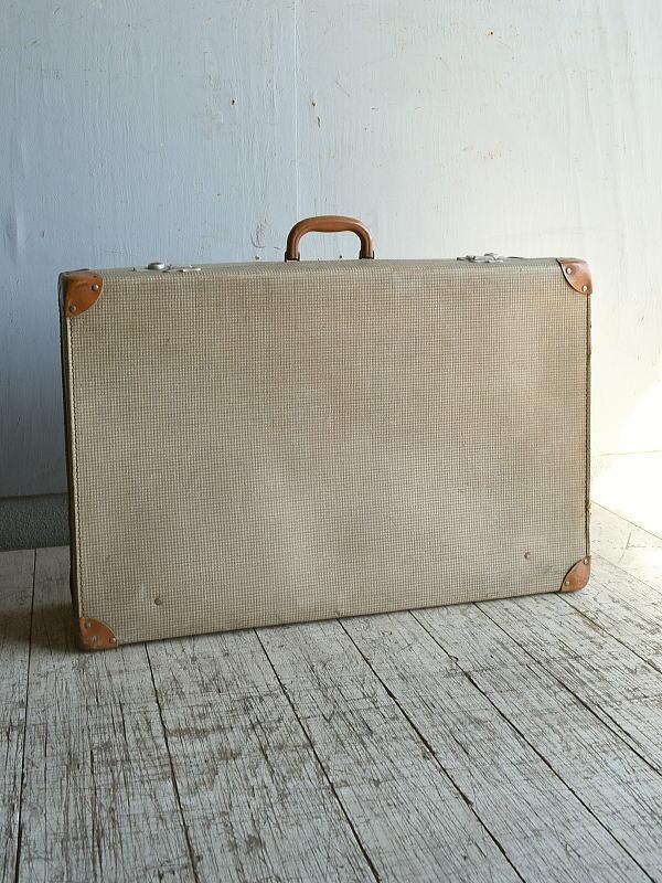 イギリス アンティーク スーツケース トランク ディスプレイ 旅行鞄 8860