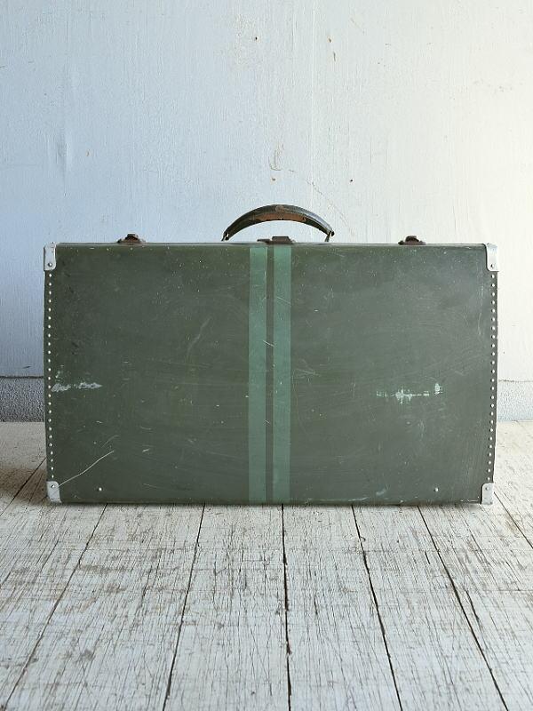 イギリス アンティーク スーツケース トランク ディスプレイ 旅行鞄 8861