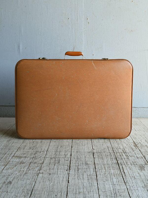 イギリス アンティーク スーツケース トランク ディスプレイ 旅行鞄 8865