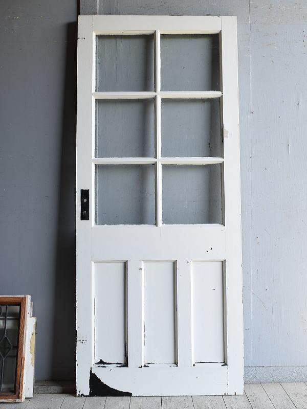 イギリス アンティーク ドア 扉 建具 8872