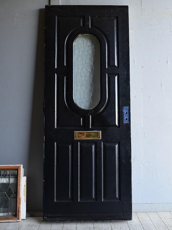 イギリス アンティーク ドア 扉 建具 8873