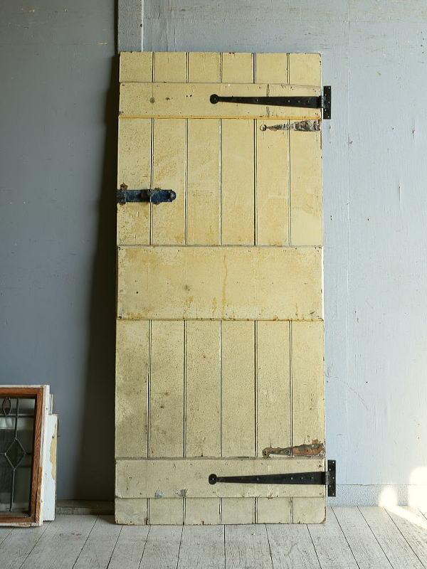イギリス アンティーク ドア 扉 建具 8894