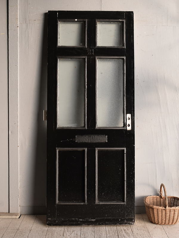 イギリス アンティーク ドア 扉 建具 8939