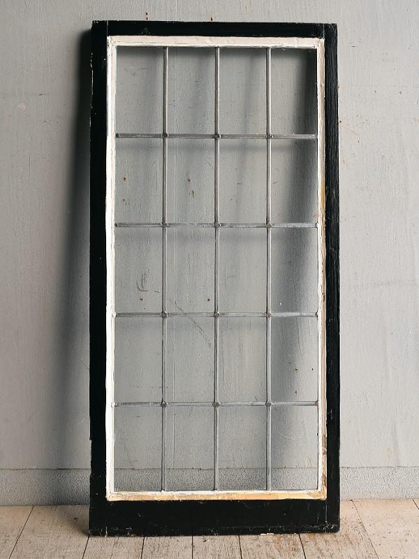 イギリス アンティーク 窓 無色透明 8973