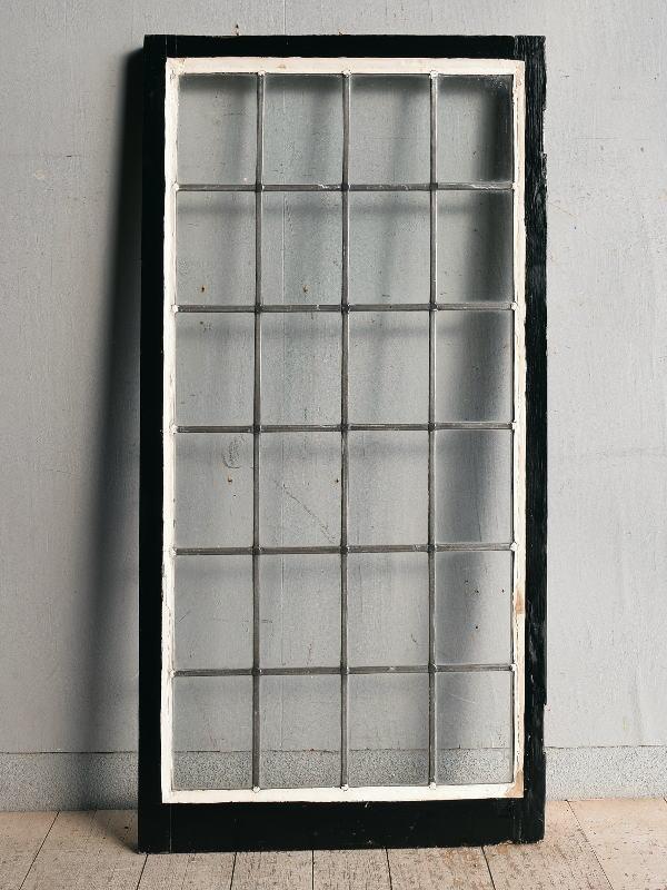 イギリス アンティーク 窓 無色透明 8974