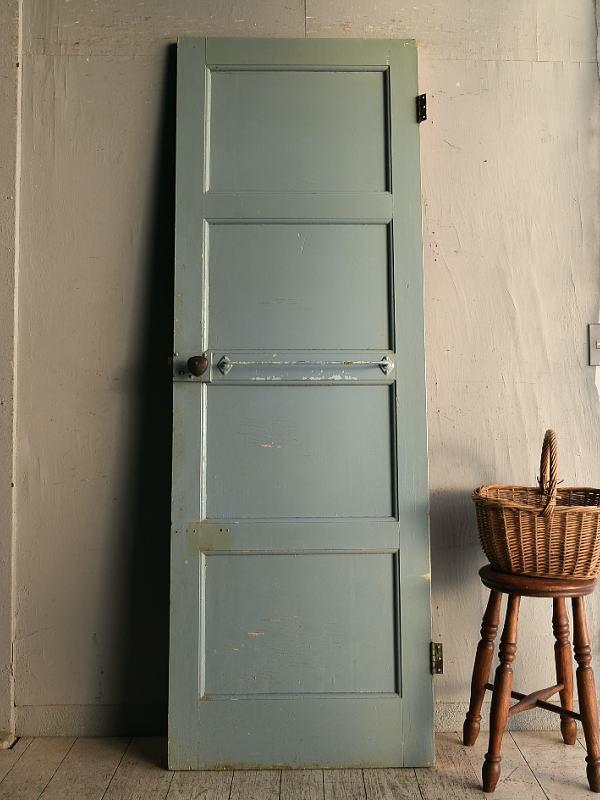 イギリス アンティーク ドア 扉 建具 8993