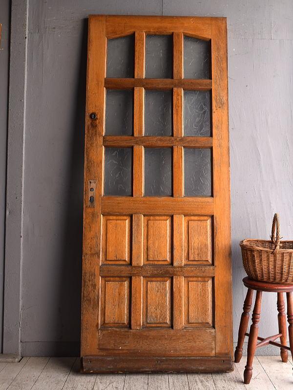 イギリス アンティーク ドア 扉 建具 8994
