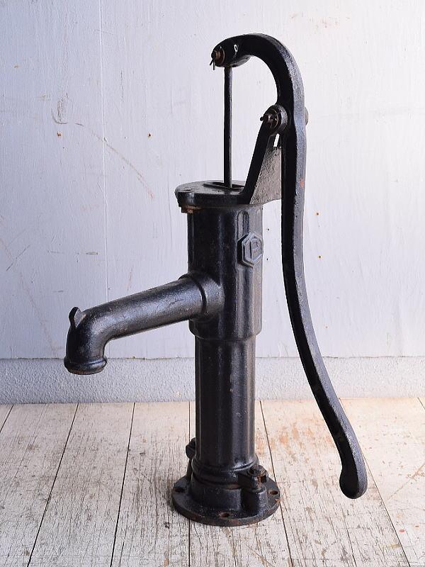 イギリス アンティーク ウォーターポンプ 井戸 ガーデニング 9015