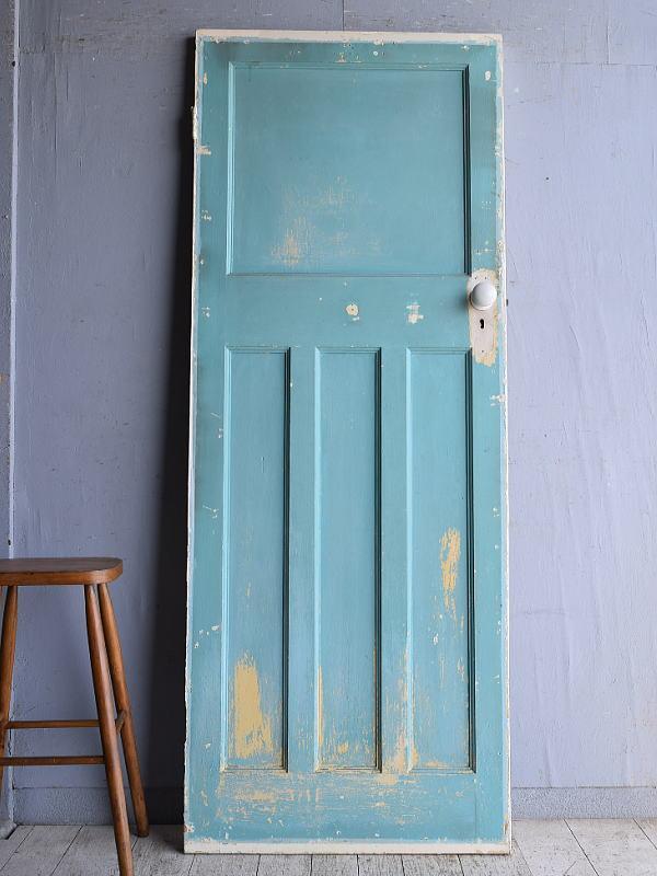 イギリス アンティーク ドア 扉 建具 9022