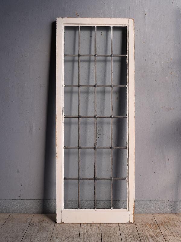 イギリス アンティーク 窓 無色透明 9034