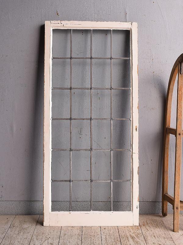 イギリス アンティーク 窓 無色透明 9040