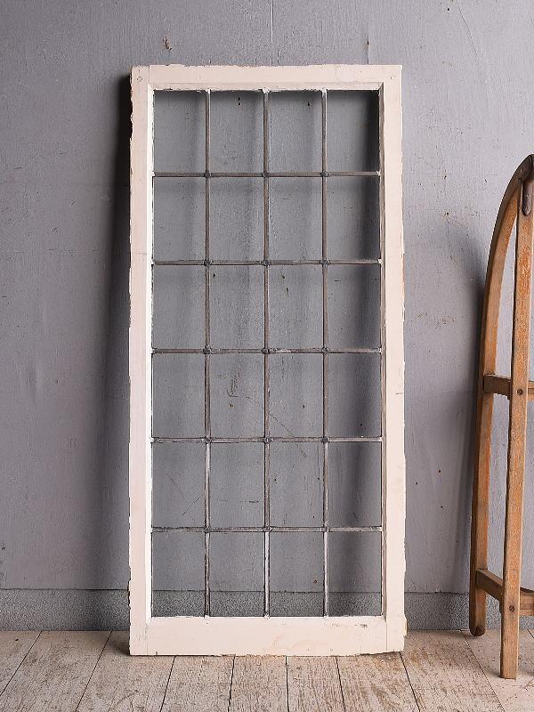 イギリス アンティーク 窓 無色透明 9041
