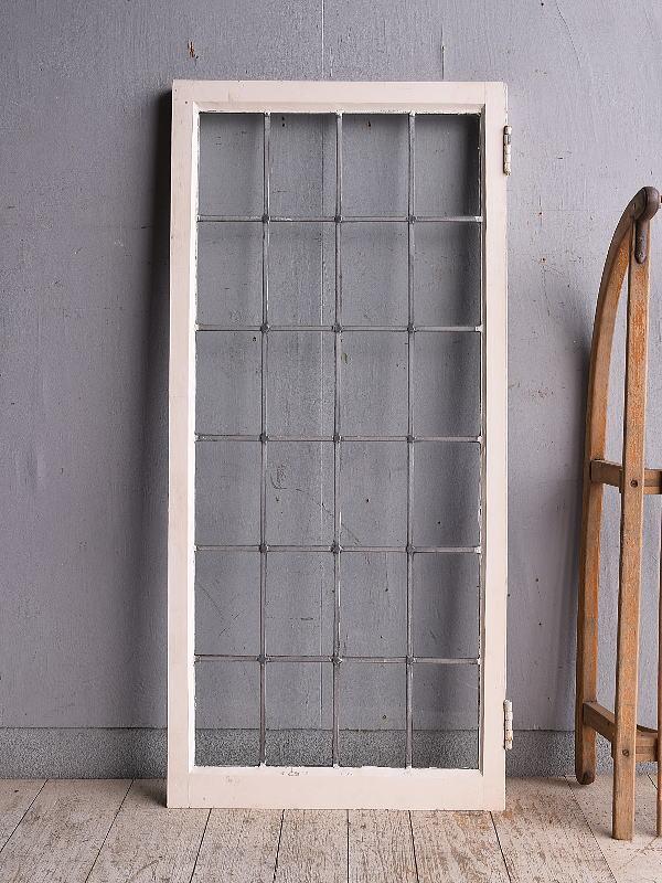イギリス アンティーク 窓 無色透明 9042