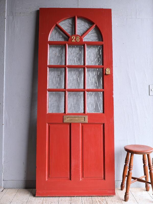 イギリス アンティーク ドア 扉 建具 9052