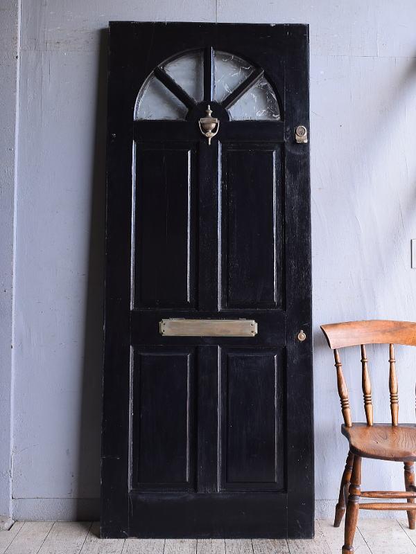 イギリス アンティーク ドア 扉 建具 9069
