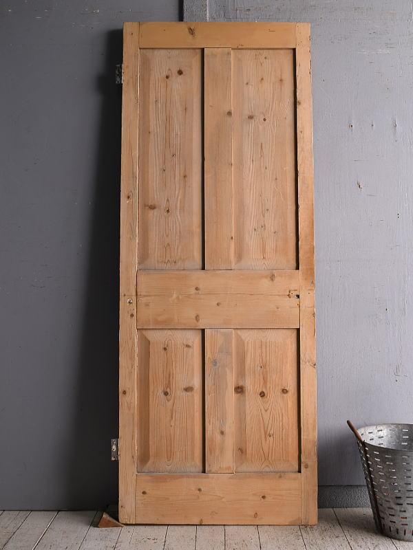 イギリス アンティーク オールドパイン ドア 扉 建具 9083