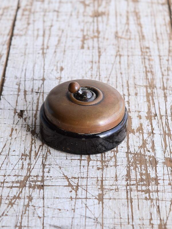 フレンチ アンティーク スイッチ 照明器具 9112
