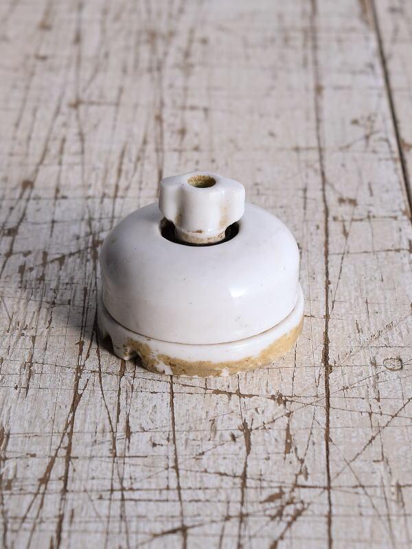 フレンチ アンティーク スイッチ 照明器具 9115