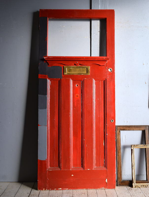 イギリス アンティーク ドア 扉 建具 9174