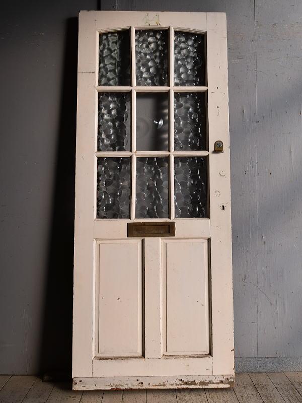 イギリス アンティーク ドア 扉 建具 9193