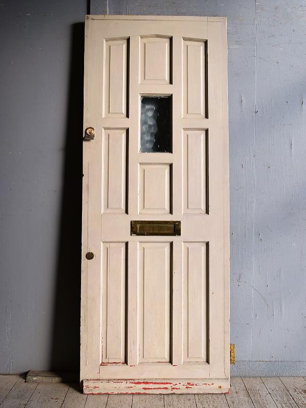 イギリス アンティーク ドア 扉 建具 9194