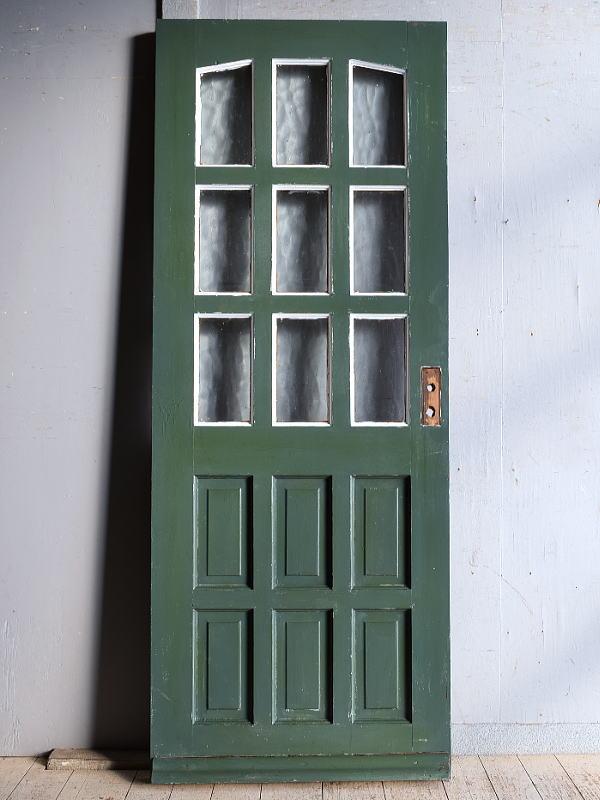 イギリス アンティーク ドア 扉 建具 9211