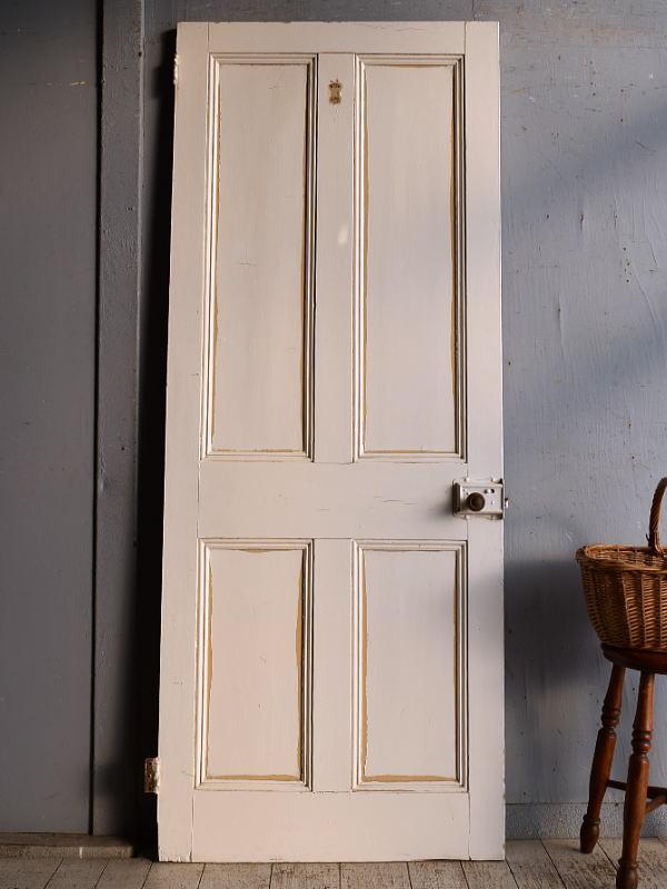 イギリス アンティーク ドア 扉 建具 9213