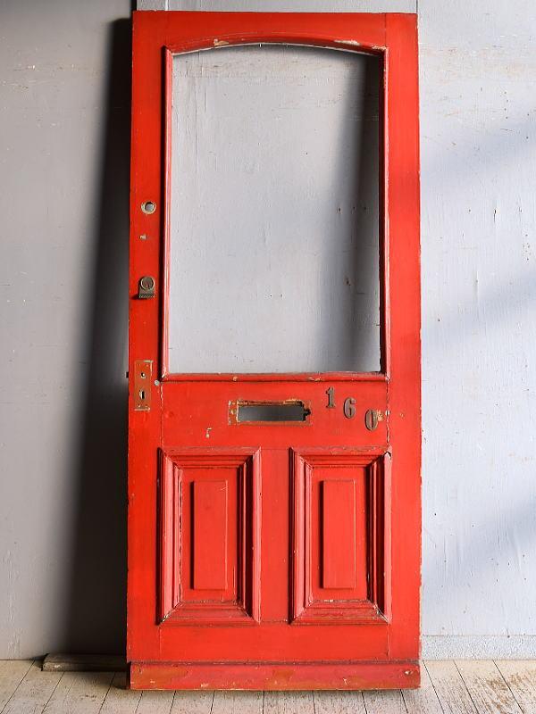 イギリス アンティーク ドア 扉 建具 9220