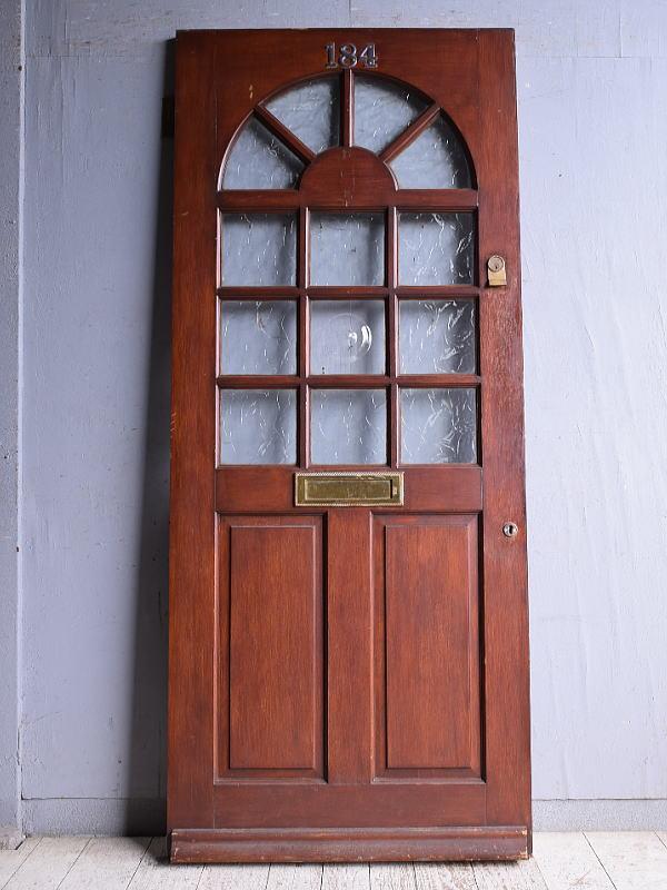 イギリス アンティーク ドア 扉 建具 9298
