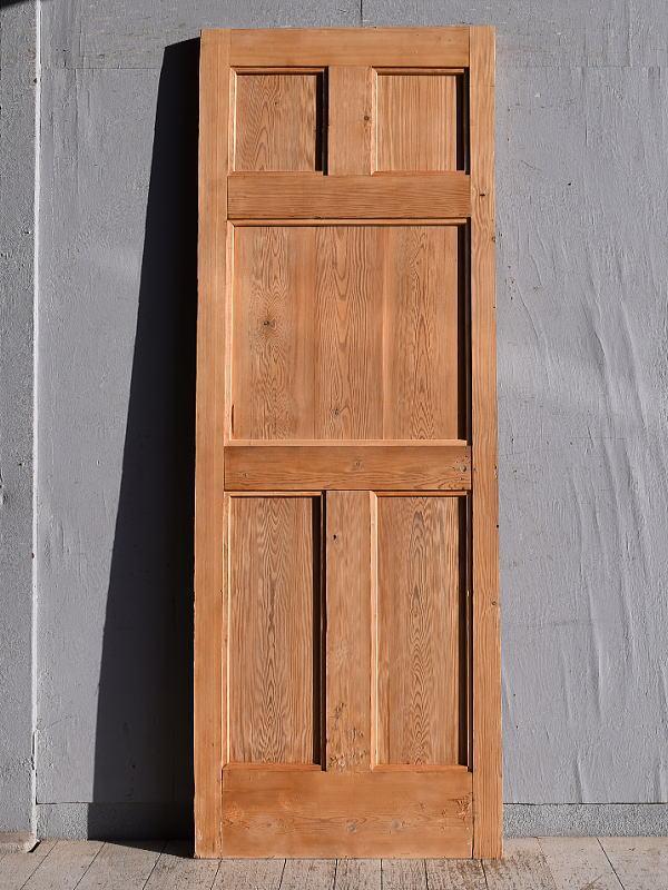 イギリス アンティーク オールドパイン ドア 扉 建具 9314