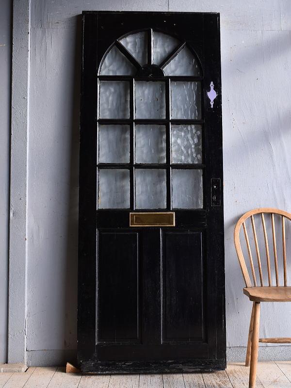 イギリス アンティーク ドア 扉 建具 9348