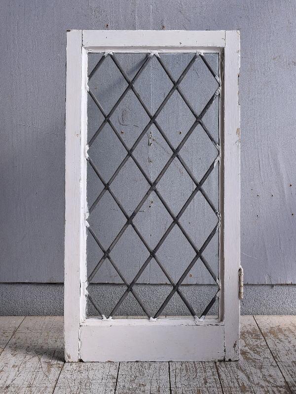 イギリス アンティーク 窓 無色透明 9375