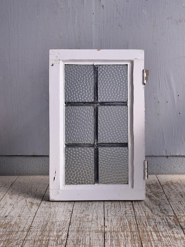 イギリス アンティーク 窓 無色透明 9376