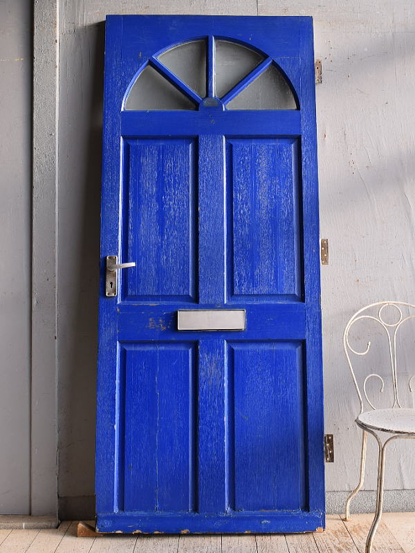 イギリス アンティーク ドア 扉 建具 9379