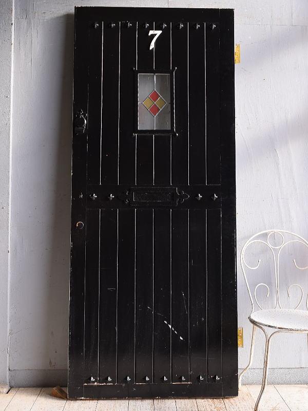 イギリス アンティーク ドア 扉 建具 9380