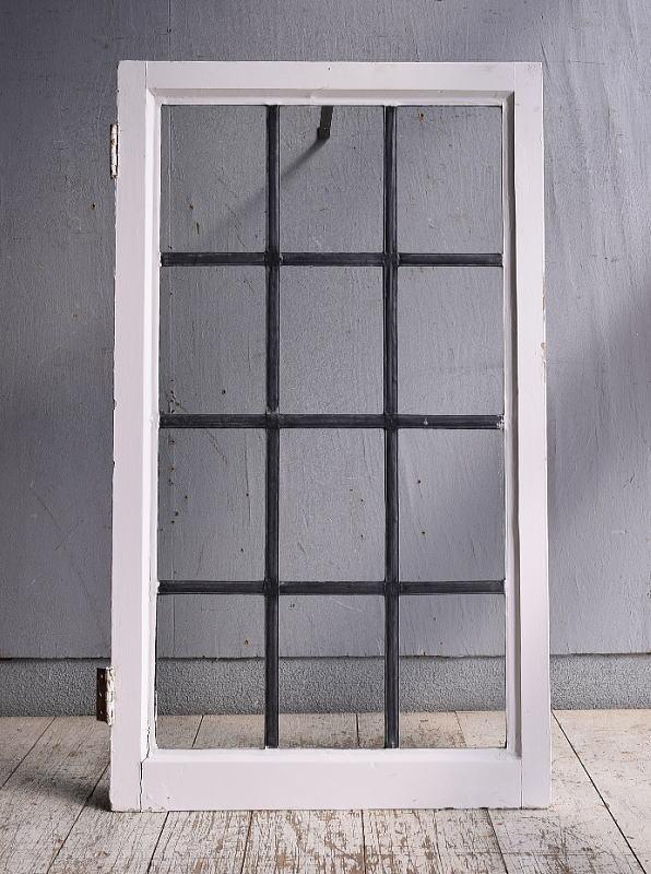 イギリス アンティーク 窓 無色透明 9388