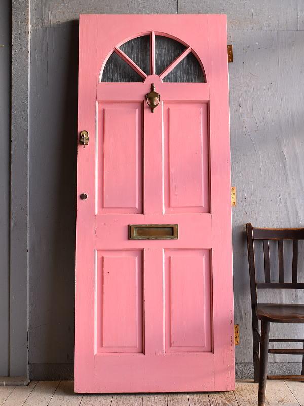 イギリス アンティーク ドア 扉 建具 9392