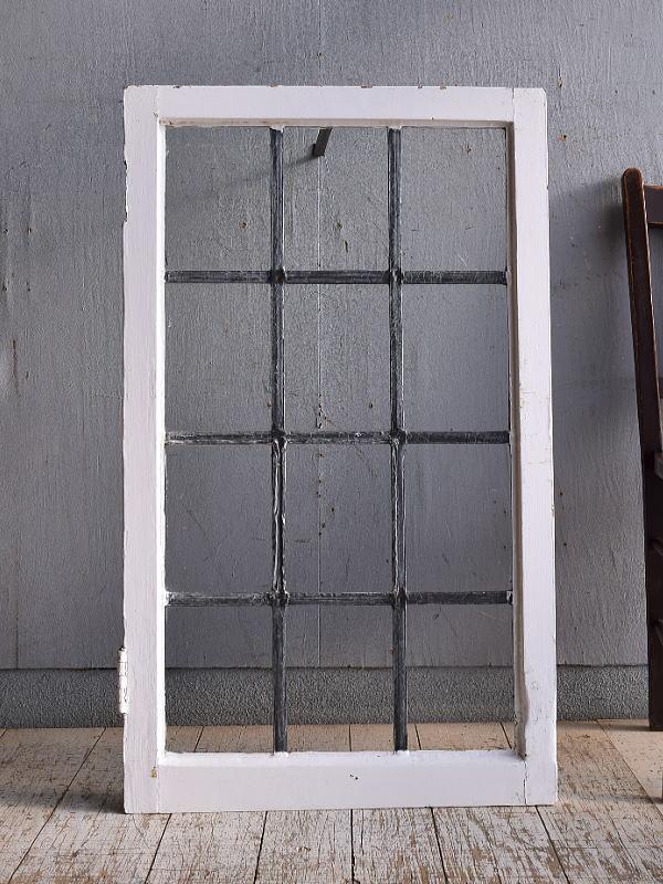 イギリス アンティーク 窓 無色透明 9393
