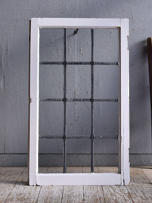 イギリス アンティーク 窓 無色透明 9394