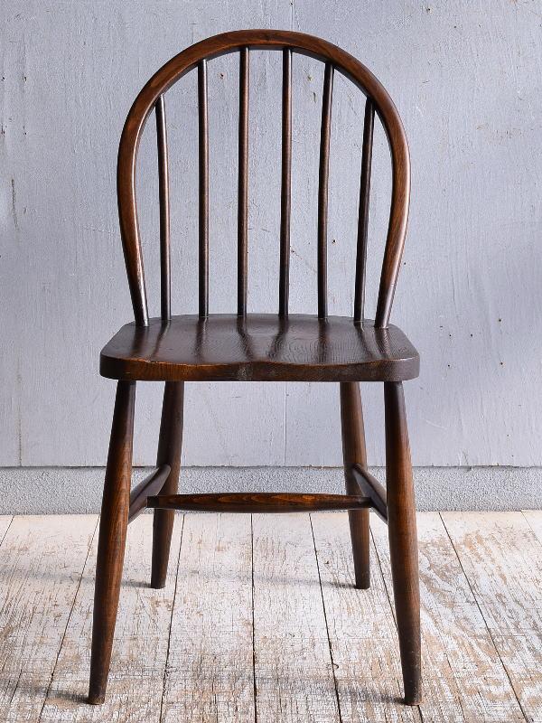 イギリス アンティーク家具 ERCOL アーコール フープバックチェア  椅子 9409