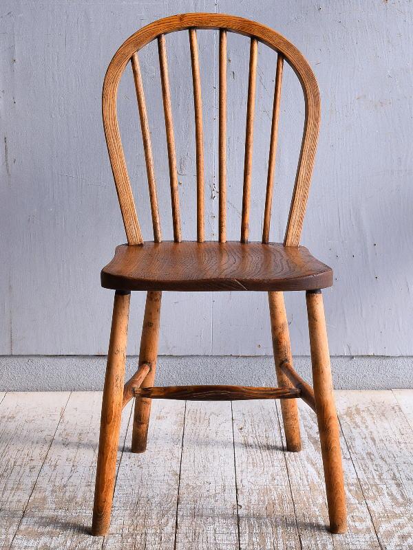 イギリス アンティーク家具 キッチンチェア 椅子 9410
