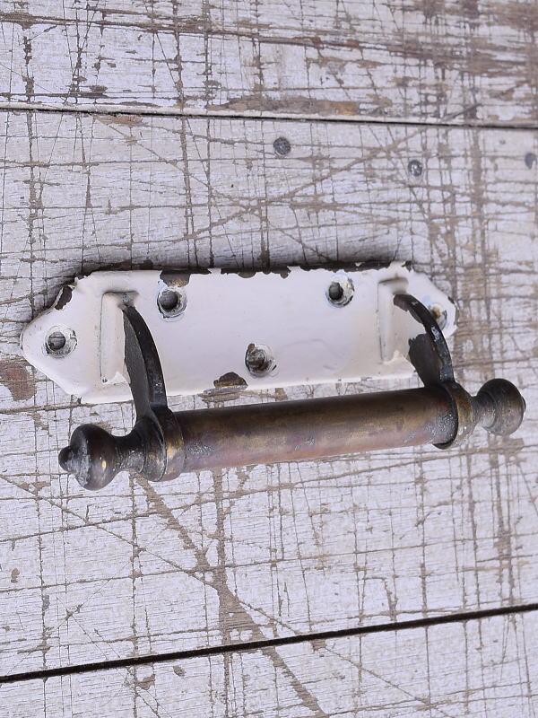 イギリス アンティーク 真鍮ハンドル 建具金物 取っ手 9425
