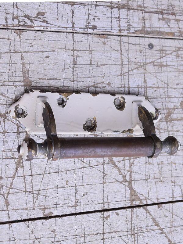 イギリス アンティーク 真鍮ハンドル 建具金物 取っ手 9426