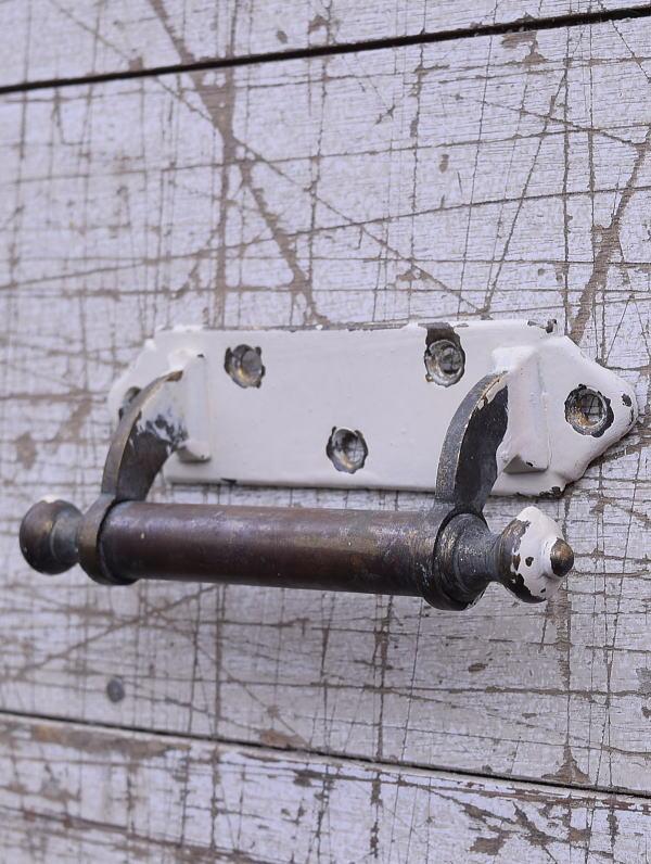 イギリス アンティーク 真鍮ハンドル 建具金物 取っ手 9427