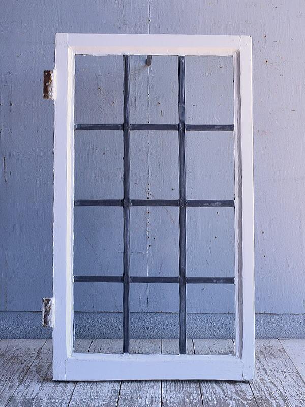 イギリス アンティーク 窓 無色透明 9548