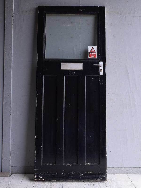 イギリス アンティーク ドア 扉 建具 9560