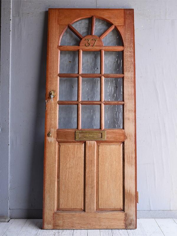 イギリス アンティーク ドア 扉 建具 9593