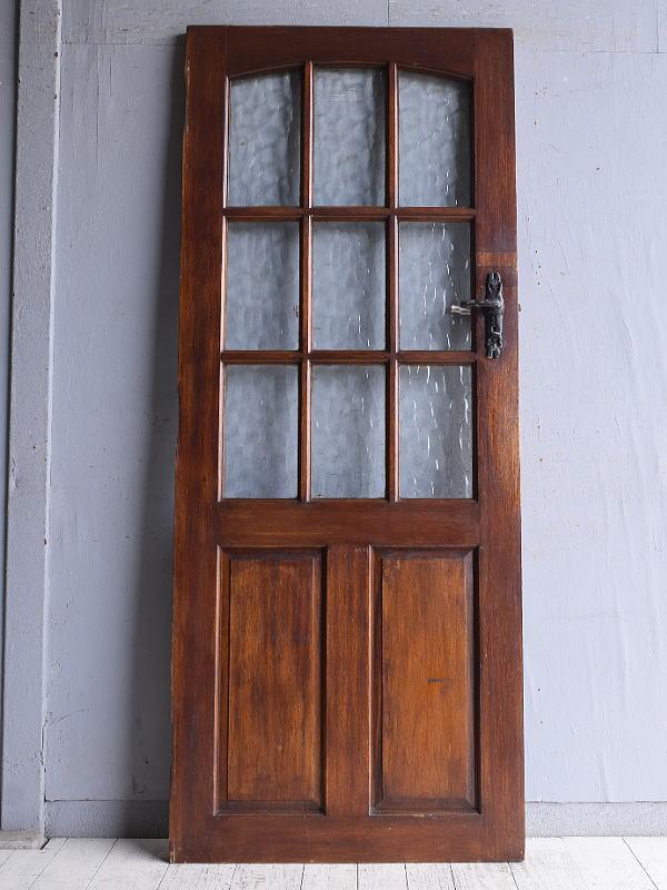 イギリス アンティーク ドア 扉 建具 9623