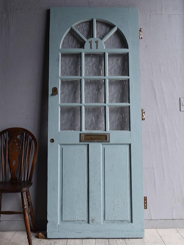 イギリス アンティーク ドア500 扉 建具 9638